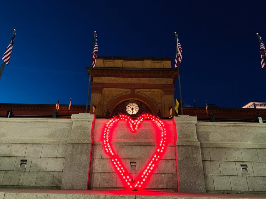 Check out 13 ways to celebrate Valentine's Day across RI, winter fun for all ages, and more this weekend