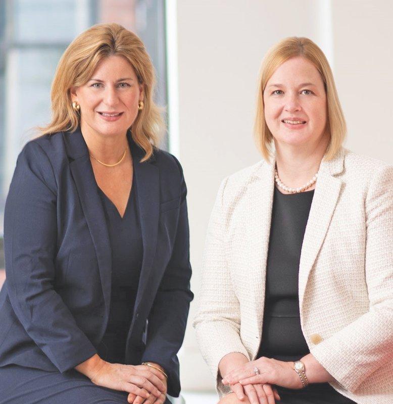 Leading Ladies 2019: Amy Stratton & Kristen Prull Moonan, Estate Planning & Business Attorneys at Moonan, Stratton & Waldman in Providence