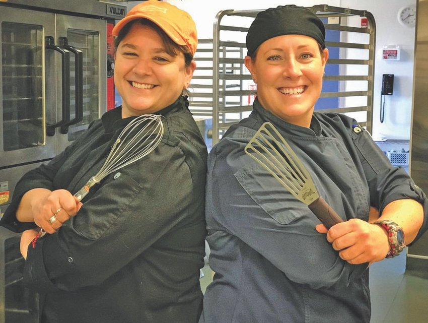 Leading Ladies 2019: Cindie DeMello & Tanya DiMarco, Healthy Meal Delivery Service Co-Owners of good4u in Warren
