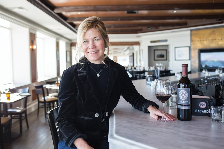 Leading Ladies 2019: Elisa Wybraniec, Wine Director at The Coast Guard House in Narragansett