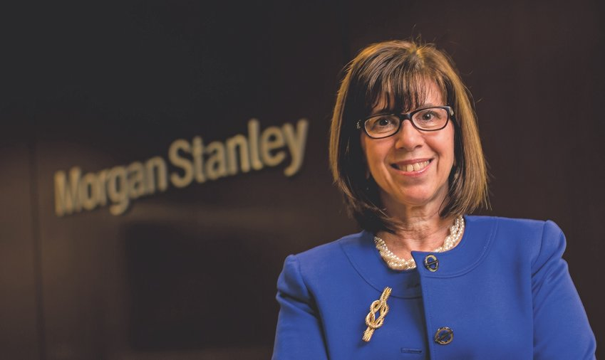 Leading Ladies 2019: Joanne M. Daly, First Vice President, Financial Advisor, Family Wealth Advisor and Certified Divorce Financial Analyst® with Morgan Stanley
