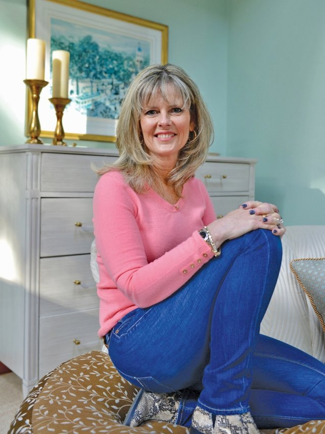 Leading Ladies 2019: Kim Peterson, Interior Designer of KEP Interior Designs in West Greenwich