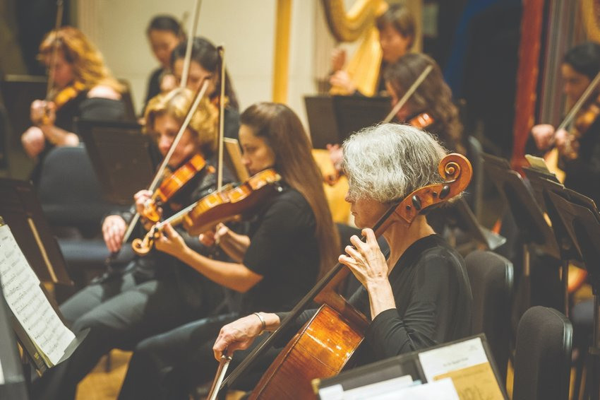 RI Philharmonic performs the Star Wars score on March 9