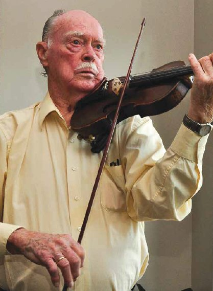 Pelletier is an extraodinary violinist with an inspiring love for music