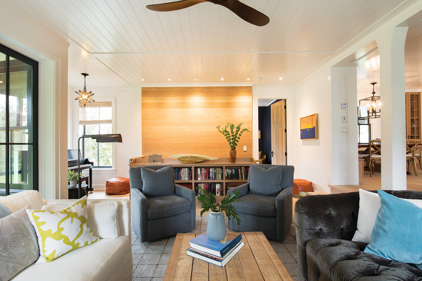 Binge-watch the entire process of restoring the charm of this James- town bungalow while also making it energy efficient on This Old House. Find links and details at ThisOldHouse.com.