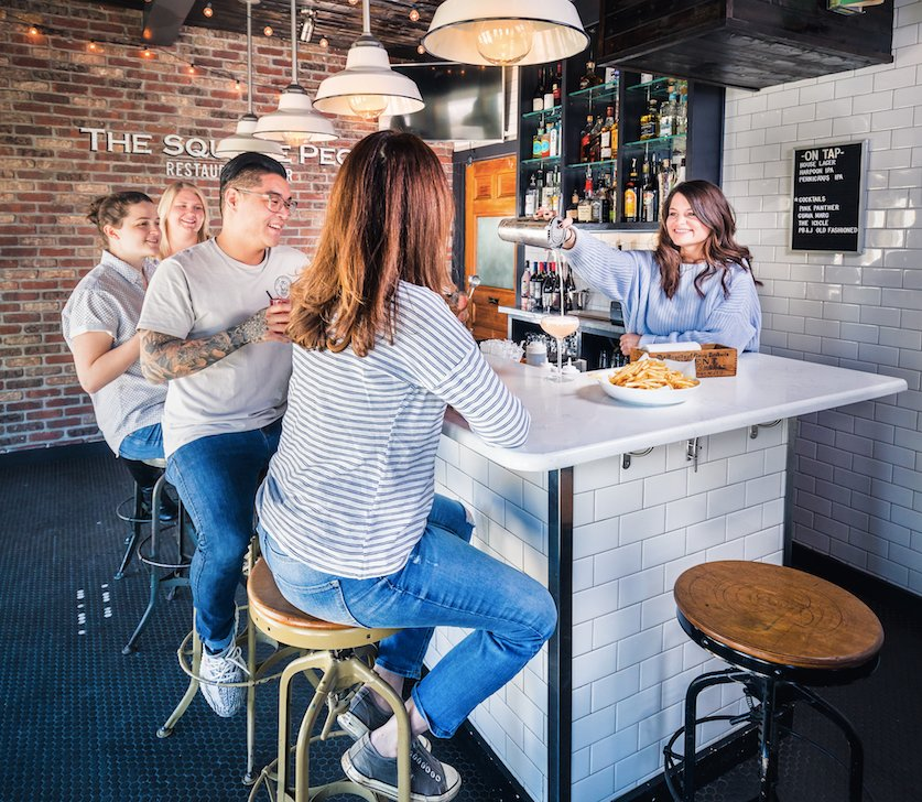 Tapping into the East Bay pub life at the Square Peg in Warren