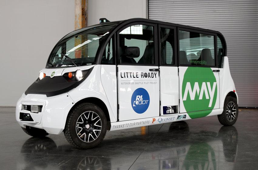Driverless Minibus