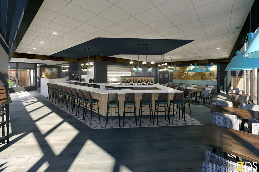 A peek at the nick's on westminster's bar rendering