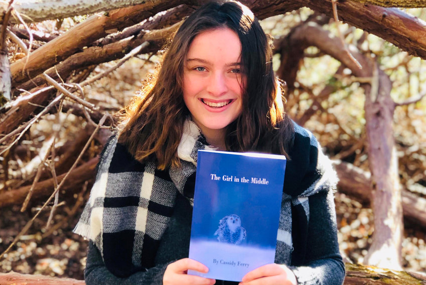 Cassidy hopes to empower and   inspire young people with her book
