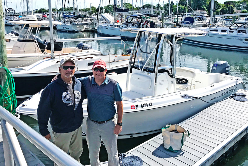 Just Go Boating offers lessons for aspiring mariners no matter what their skill level