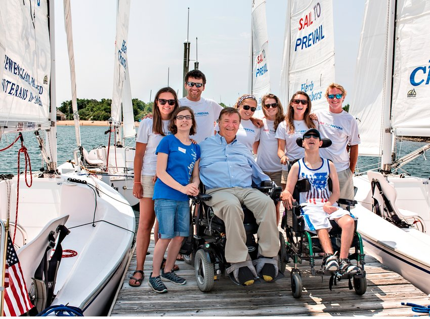 Sail to Prevail was the first sailing program for individuals with disabilities in the US