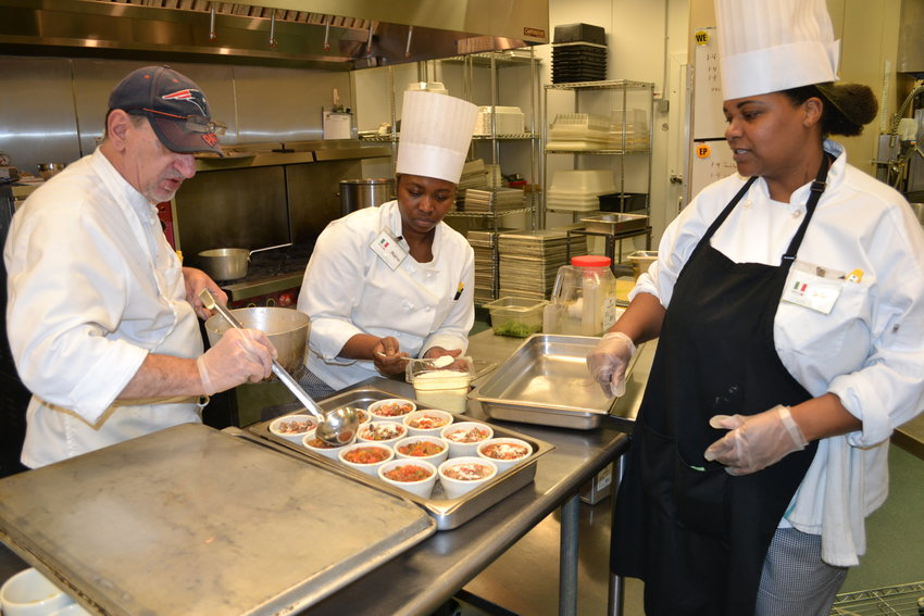Community Kitchen gives students hands-on opportunities to launch a culinary career