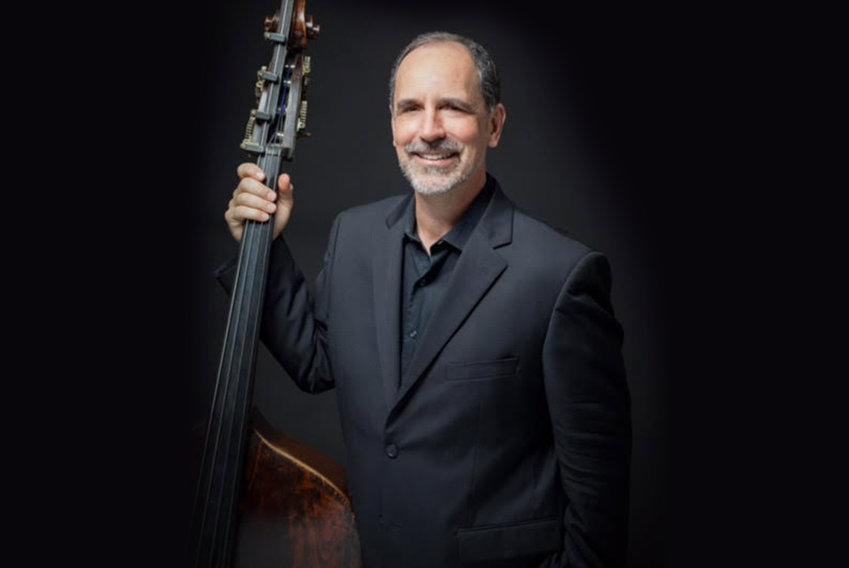 John Pellegrino, bassist and head of Music on the Hill