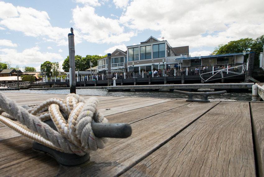 BLU on the Water in East Greenwich