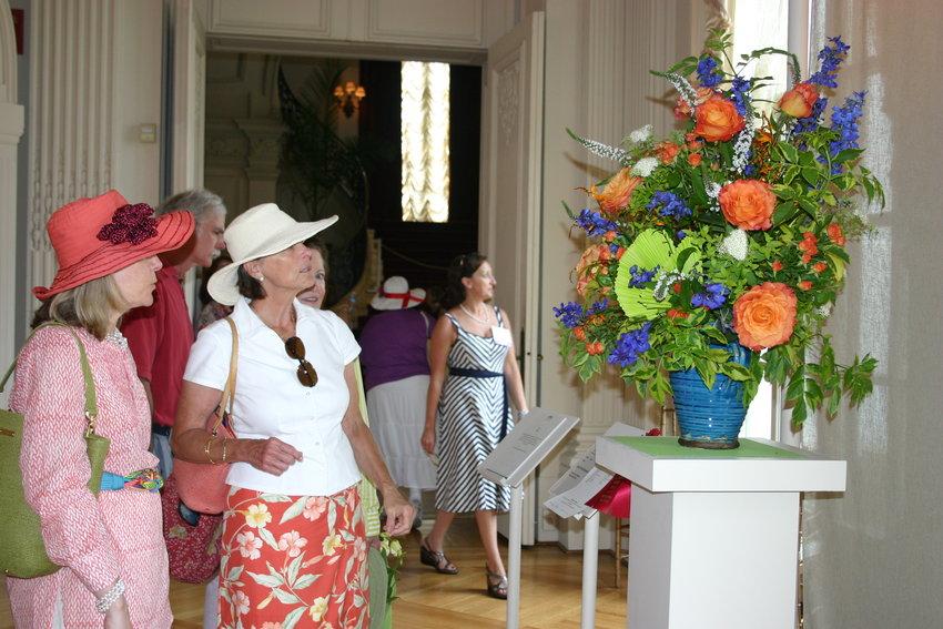June 21-23: Newport Flower Show