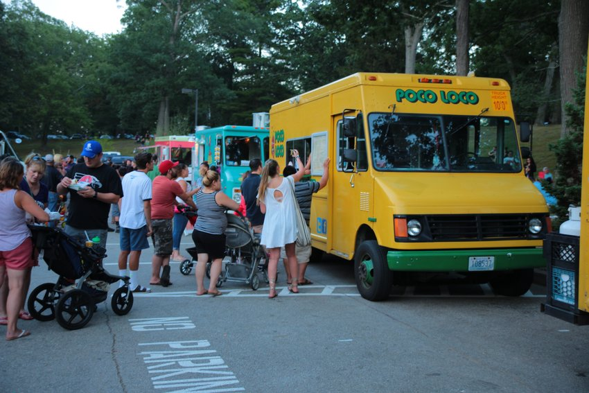 June 28: Food Truck Friday at Roger Williams Park Carousel Village