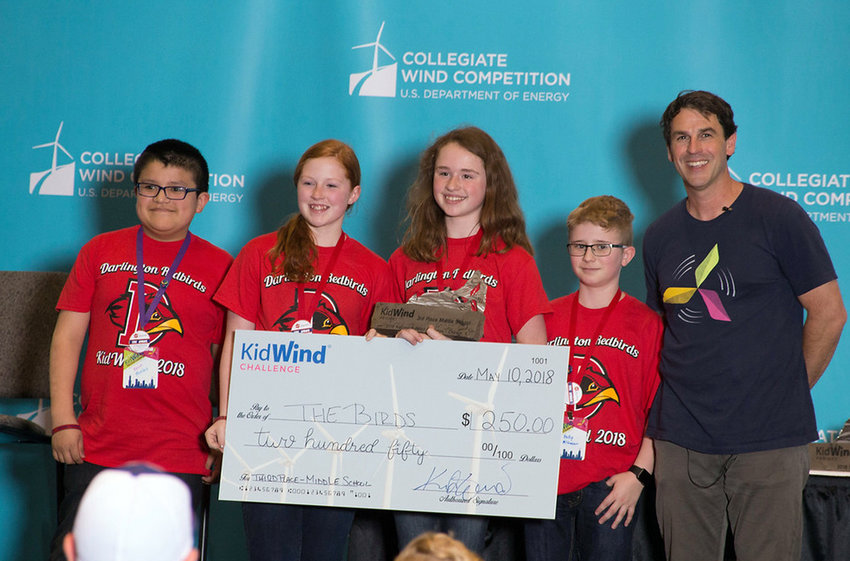 Winners of the KidWind Challenge