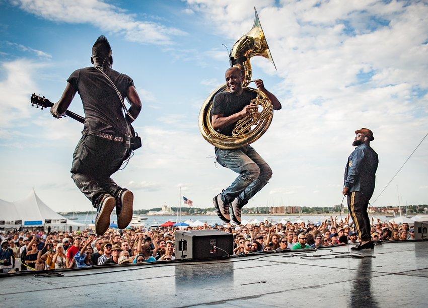 August 2-4: Newport Jazz Festival