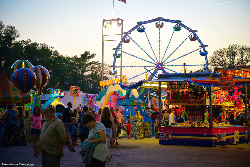 Now through August 18: The Washington County Fair