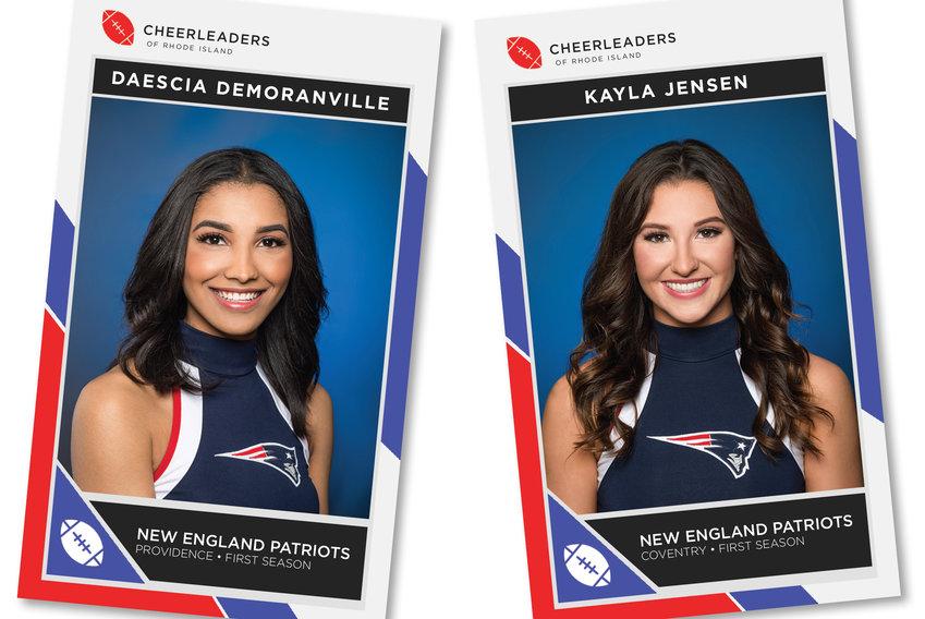 (left) Daescia Demoranville (right) Kayla Jensen