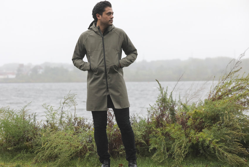 Shown: The CleverTrench Rain Jacket