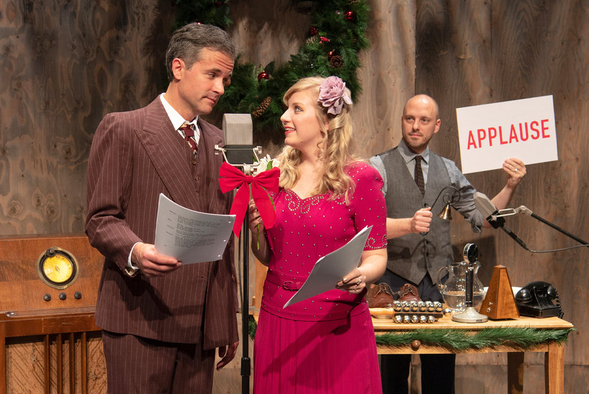 It's a Wonderful Life,  presented by The Gamm Theatre
