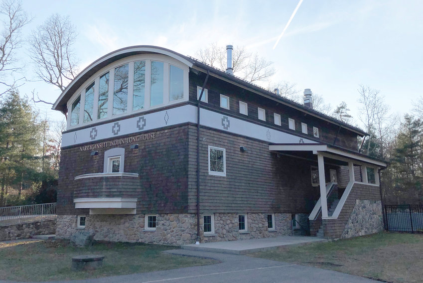 Narragansett Longhouse