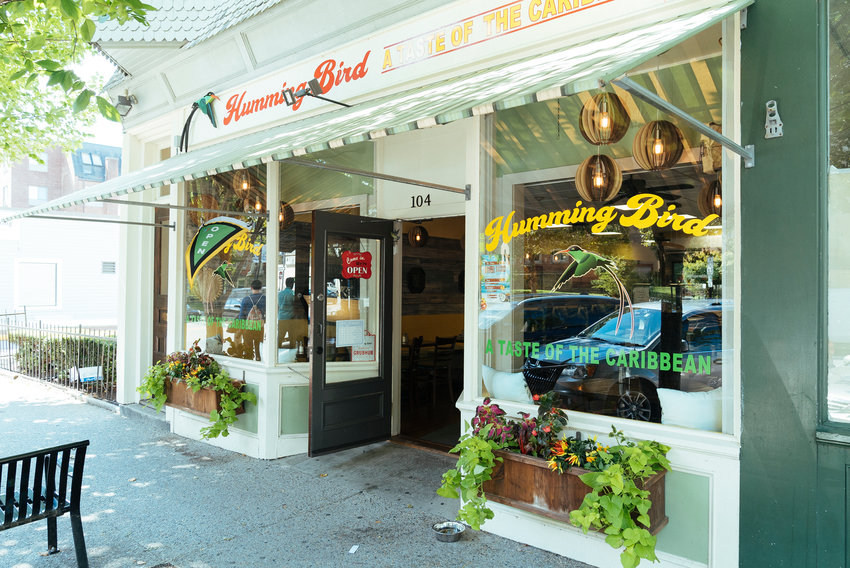 Humming Bird, a Jamaican restaurant in Newport