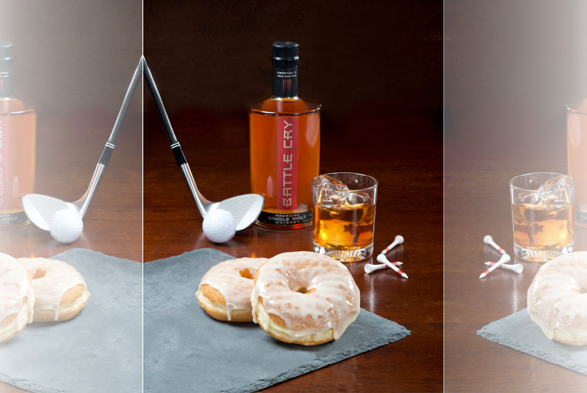 Sons of Liberty Spirits Co. and Kane's Donuts team up to bring you this Father's Day special, a whiskey glazed treat made with SOL's Battle Cry Whiskey