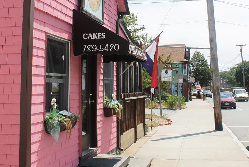 If you have a sweet tooth, Sweet Cakes is a must-stop for from-scratch cakes and baked goods