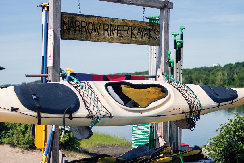 Narrow River Kayaks