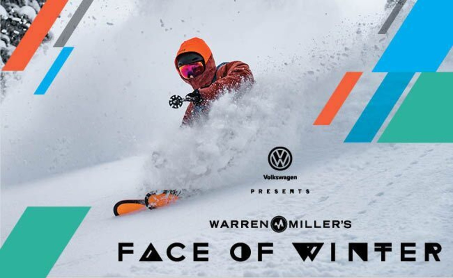 warren millers face  winter presented  volkswagen east side monthly eastsidemonthlycom
