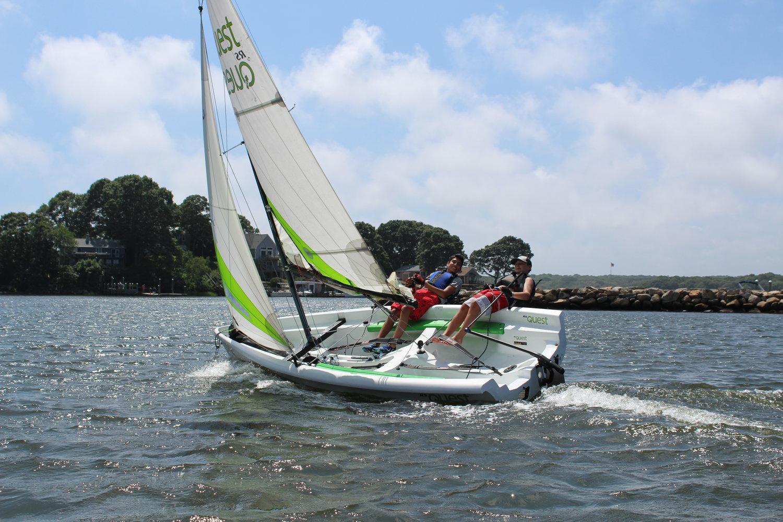 URI Sailing Camp