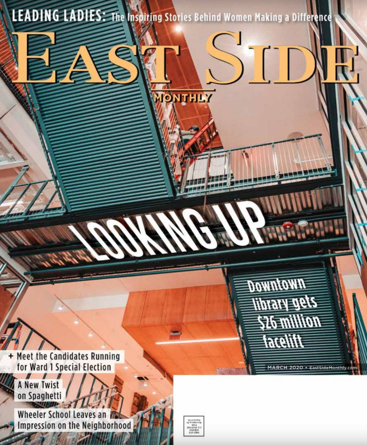 East Side Monthly March 2020
