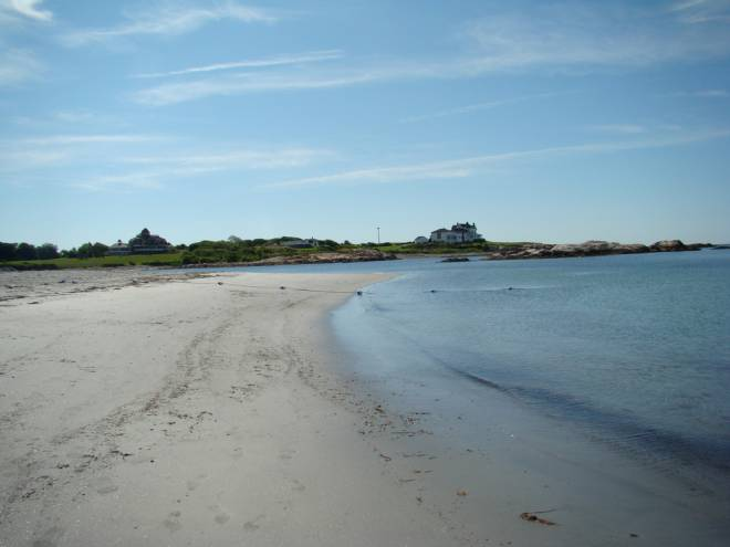 Rhode islands secret beaches providence monthly the other sandy point beach is a shallow one facing out onto the sakonnet from the eastern edge of portsmouth its relatively small and quiet sciox Gallery
