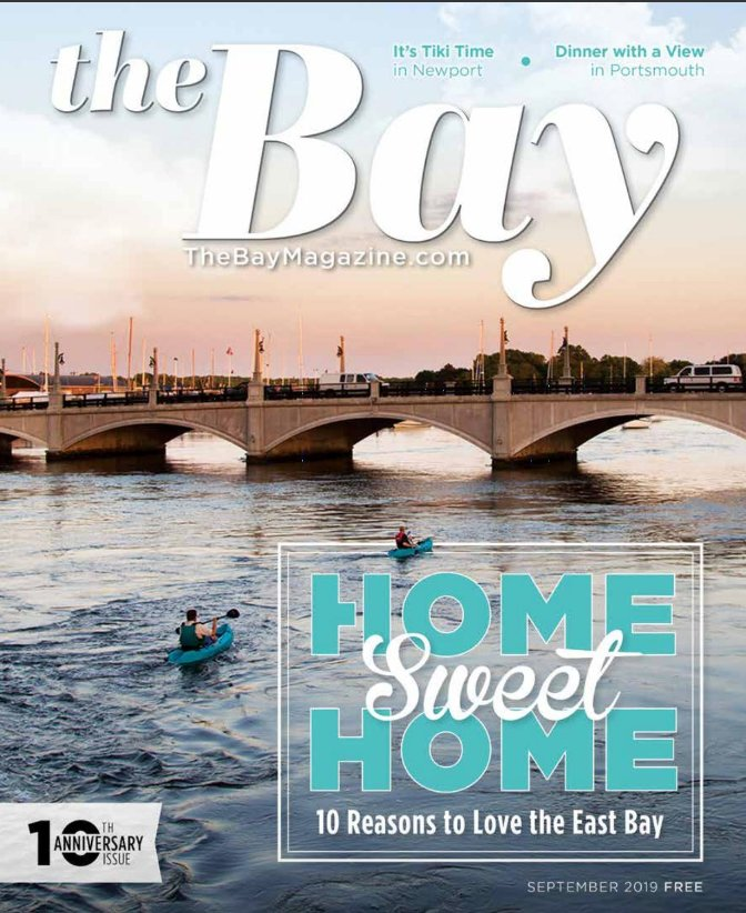 The Bay Magazine, July 2019 | The Bay | thebaymagazine com