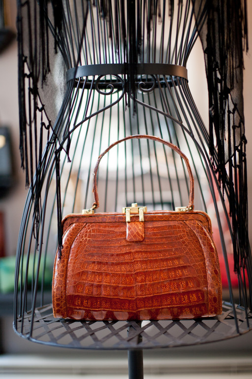 One of Marcela Calvet's bags