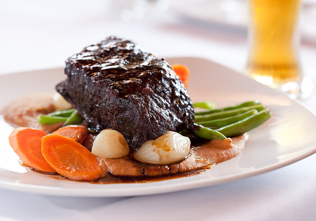 Trinity Beer Braised Beef Short Rib