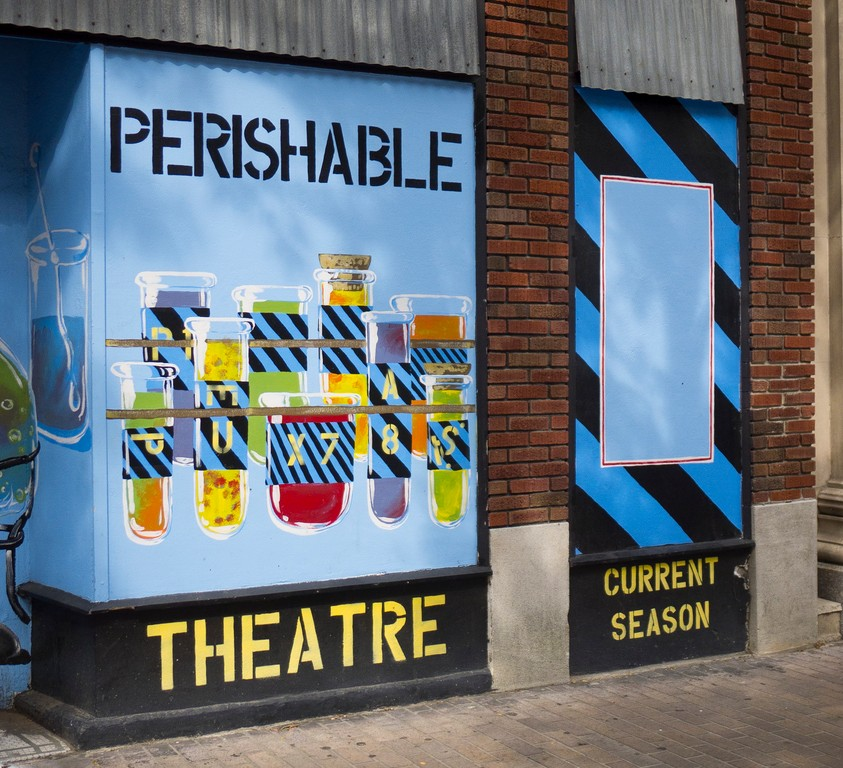 Perishable Theatre will be reinvented under the auspices of AS220 as 95 Empire