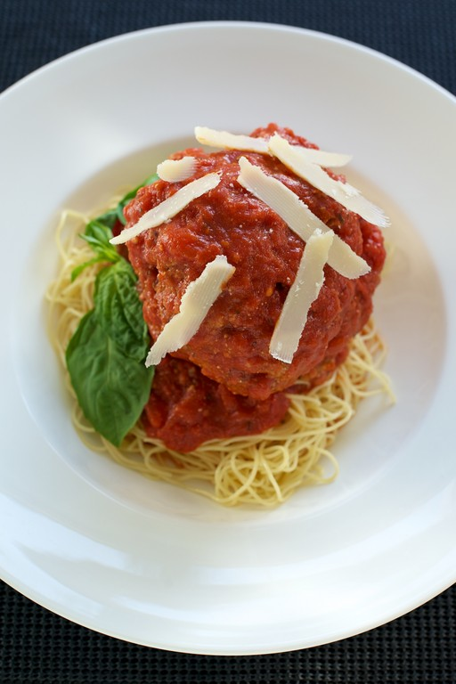 Classic Marinara with SoHo Meatball