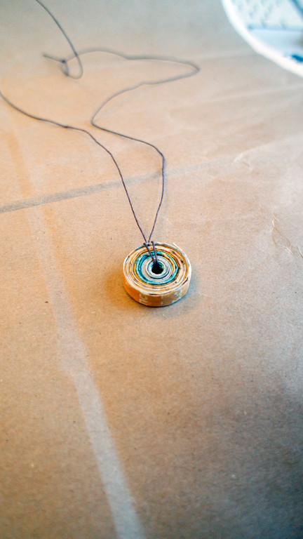 Pendant Necklace by Lindsey Estes