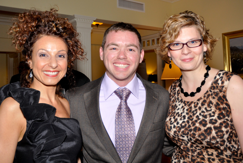 Rose Maloney, Evan Isted, Michelle Russell