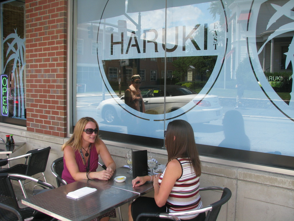 Haruki EastHaruki East serves delicious sushi and Japanese-inspired cuisine in an upscale, yet comfortable atmosphere. Dine outdoors and see why Haruki has been defining Japanese food in Rhode Island for 26 years. 172 Wayland Avenue, Providence. 223-0332