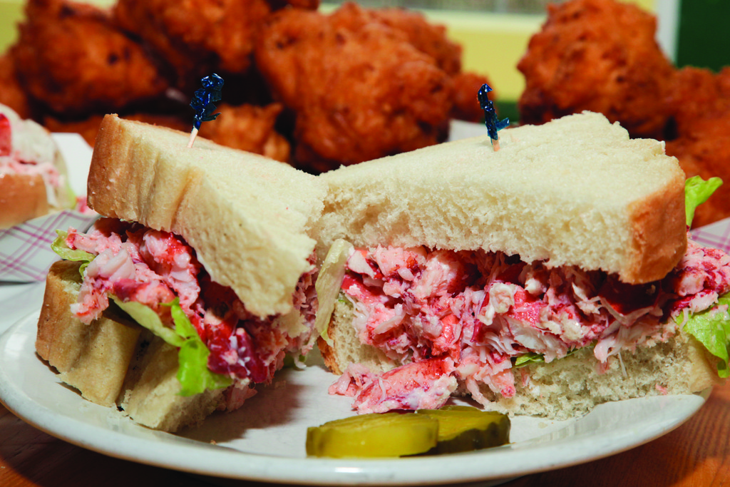 Aunt Carrie's in Narragansett has been serving classic Rhode Island fare since 1920