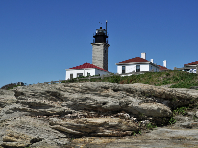 Beavertail State Park is Jamestown's most popular site