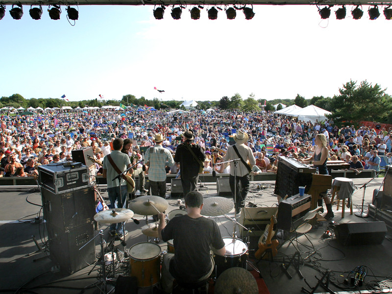 The Rhythm and Roots Festival returns to Charlestown's Ninigret Park Labor Day weekend