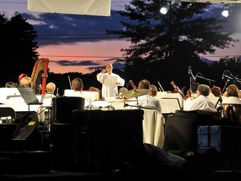 The RI Philharmonic's Summer Pops comes to Bristol September 2