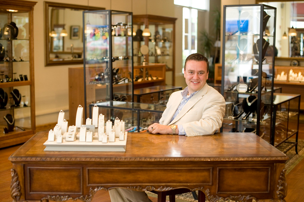 Calvin Campany of Adornment Fine Jewelry