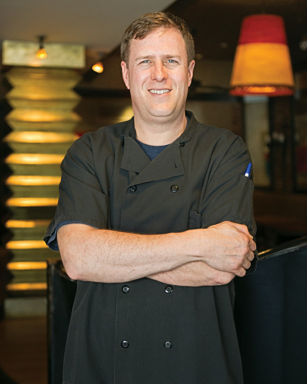 Chef Nat Hughes of Kartarbar