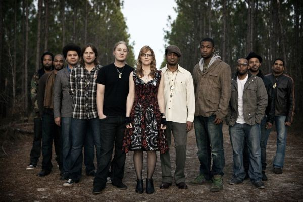 The Tedeschi Trucks Band headlines Sunday at the Newport Jazz Festival